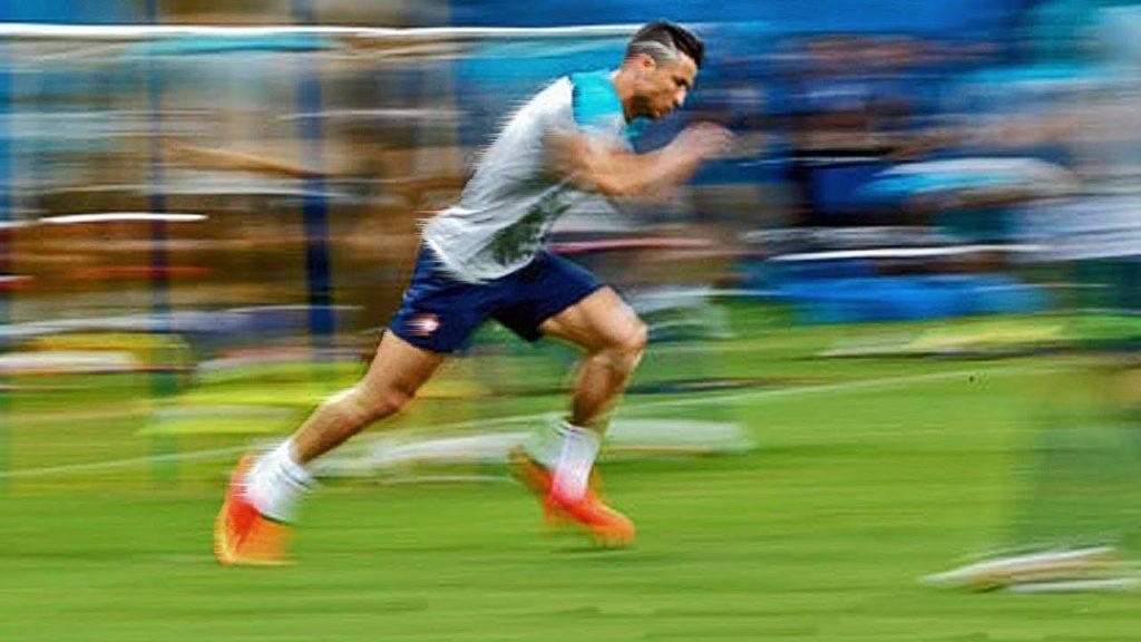 RSA Capacidad de sprint repetida en fútbol