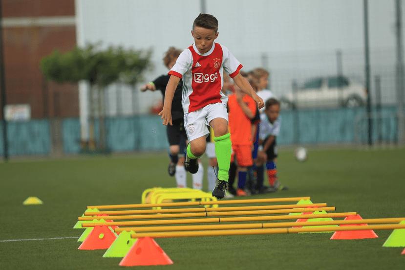 Sesión de entrenamiento básica para un equipo de fútbol infantil – Spond  Blog