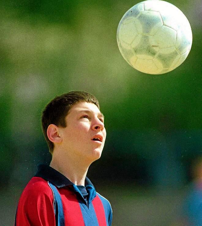 desarrollo físico del futbolista