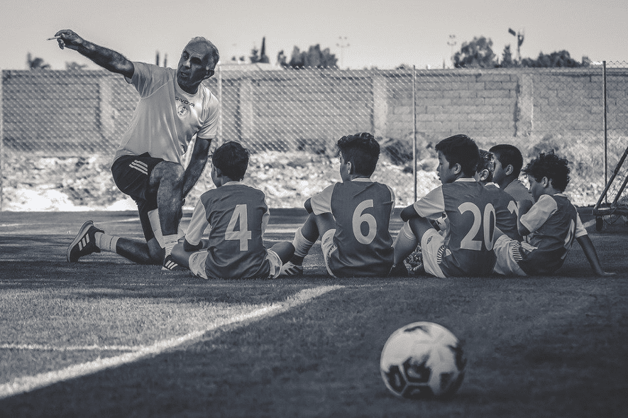 objetivos en fútbol
