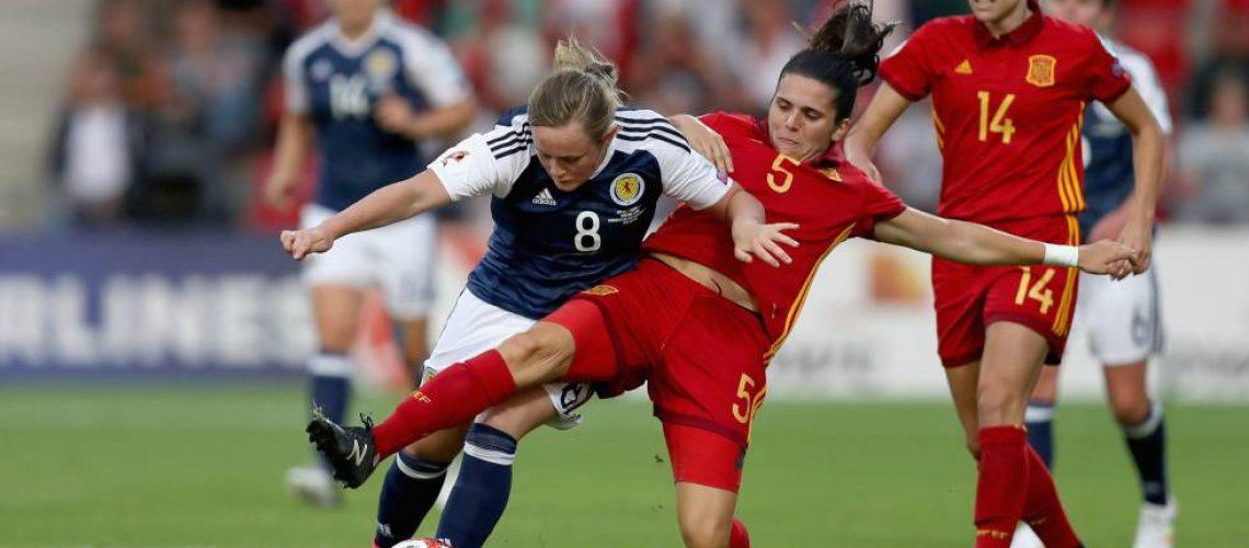 futbol femenino lesiones