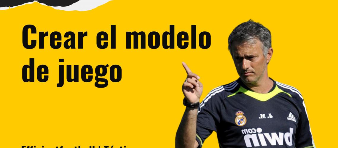 modelo de juego en fútbol