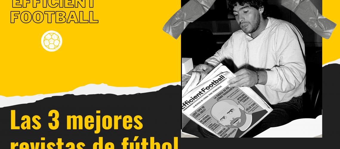 mejores revistas de fútbol