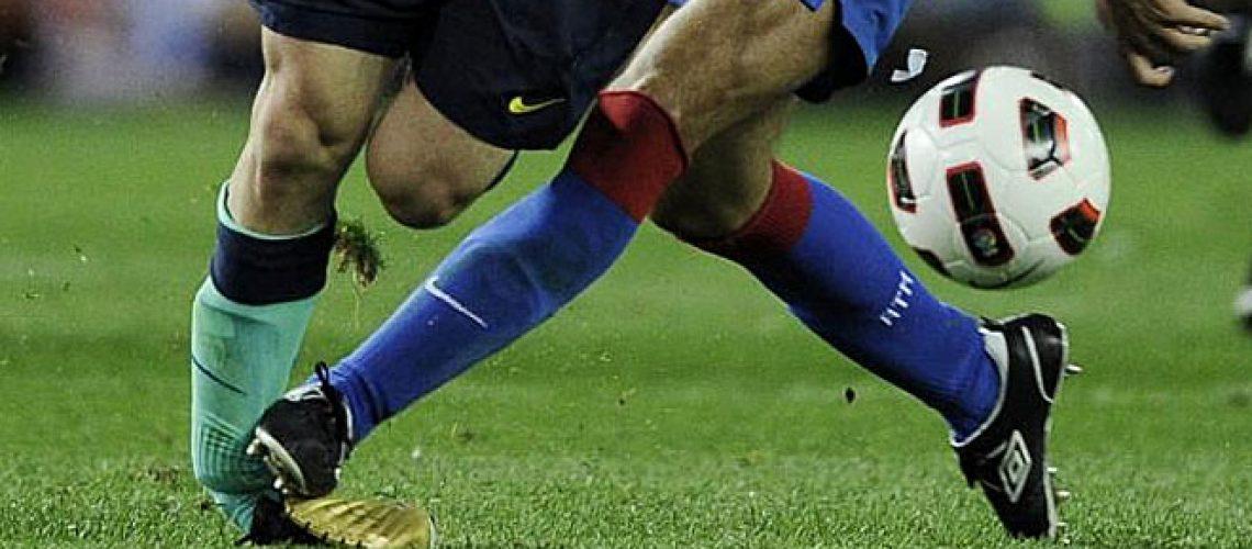 esguince de tobillo en el futbol tratamiento
