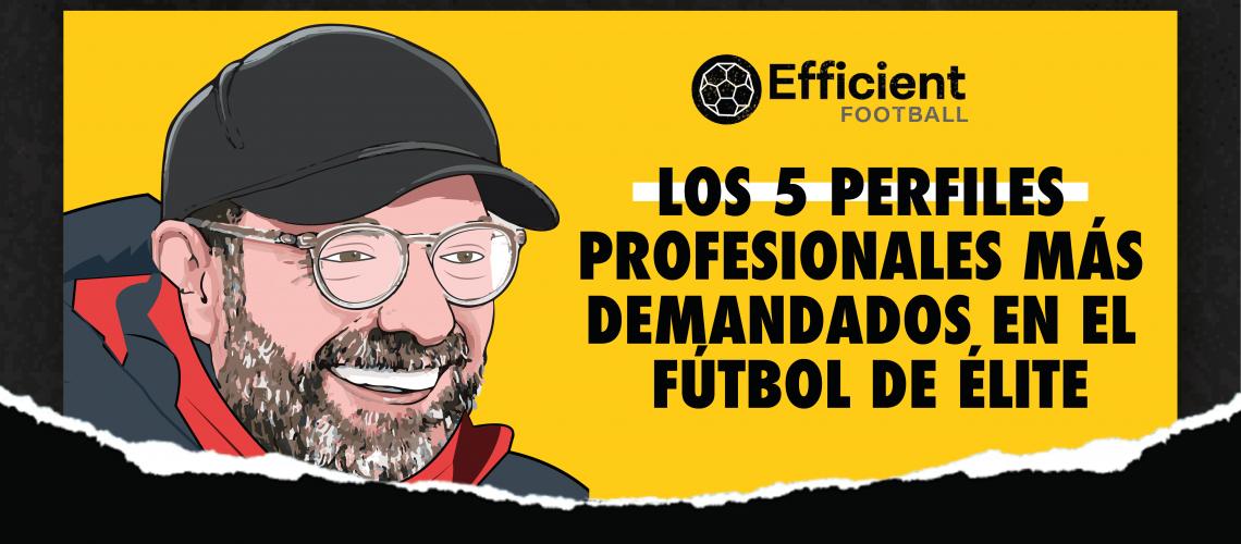 profesionales mas demandados en el fútbol